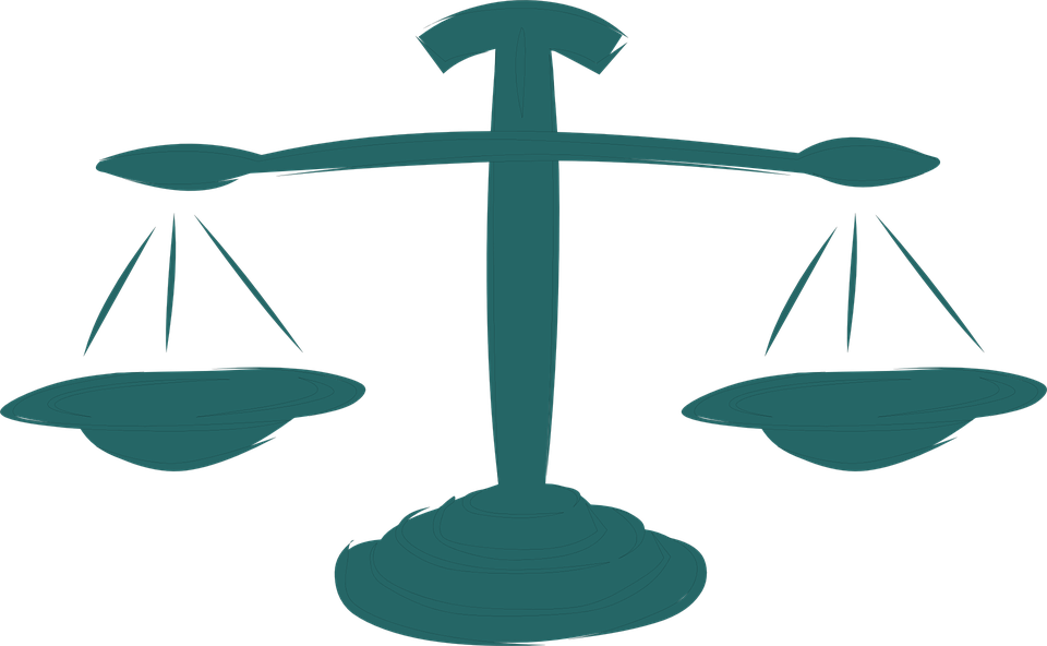 balance représentant la justice