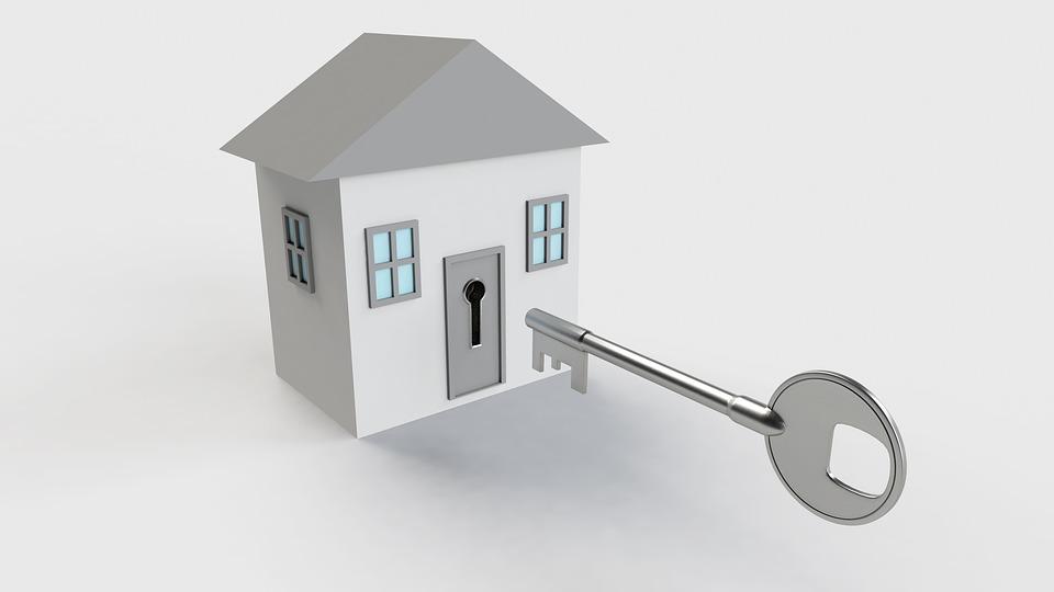 clef et maison