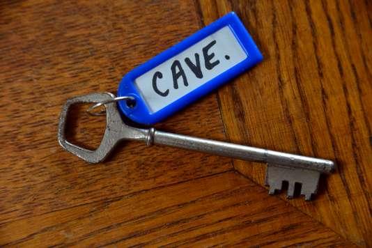 clef de la cave